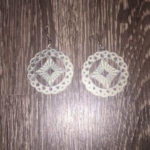 Cute lightweight earrings